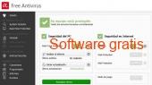 Avira free 15.0.23.58 captura de pantalla