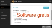 Avast gratis Antivirus Mac OS 17.3.3443.0 captura de pantalla