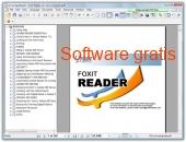 Foxit Reader Pdf 8.0.0.624 captura de pantalla