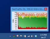 NetTraffic 2017 captura de pantalla