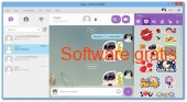 Viber pc Windows 6.5.3 captura de pantalla
