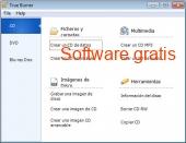 True Burner gratis 4.3 Español captura de pantalla