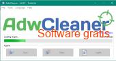 AdwCleaner Windows 2017 captura de pantalla