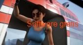 Juegos de Lara Croft Tomb raider 2017 captura de pantalla