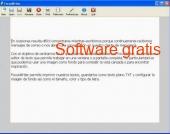 FocusWriter editor de texto  1.6.11 captura de pantalla