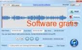 MP3 Editor online gratis 2018 captura de pantalla