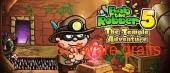 Juego Bob The Robber 5 Temple Adventure 2018 captura de pantalla