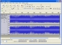 Audacity audio editor 2.2.2 captura de pantalla