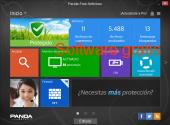 Panda Antivirus gratis 16.6 captura de pantalla