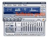 Winamp reproductor Windows gratis 5.669 Full captura de pantalla