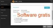 Avast gratis Antivirus Mac OS 19.3.3450 captura de pantalla