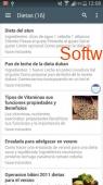 Recetas Faciles Android App gratis 1.0 captura de pantalla
